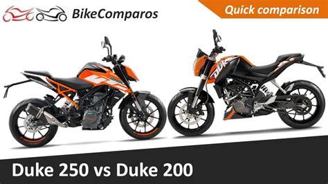 Knalpot Ktm Duke 200 Ktm Duke 250 250 Rc Two Titan Slipon Pnp ktm duke 250 vs duke 200 comparison review