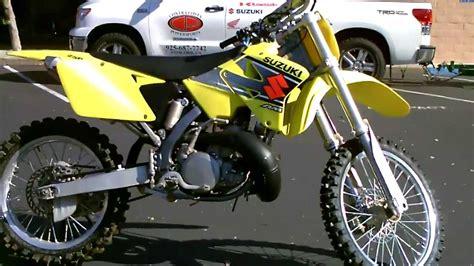 Suzuki 2 Stroke Contra Costa Powersports Used 2002 Suzuki Rm250 2 Stroke