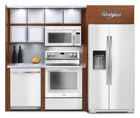 whirlpool kitchen suite