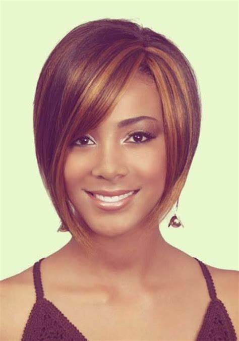 afro hairstyles for long faces short weave hairstyles for long faces image