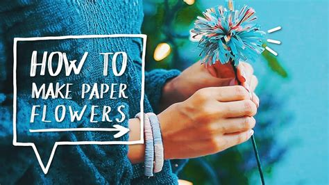 How To Make Paper Out Of Magazines - diy magazine flowers how to make paper flowers out of