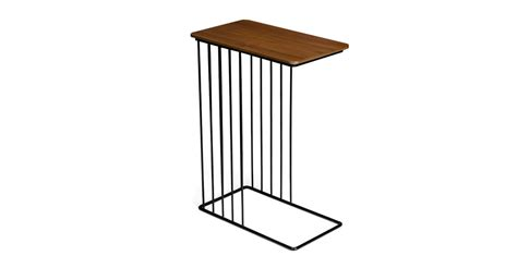 taiga side table coffee tables article modern mid coffee tables article modern mid century and