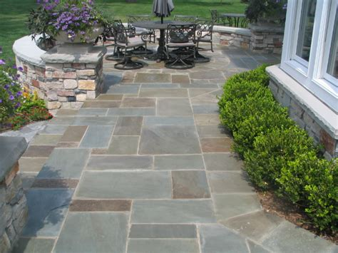 Bluestone Patio Patterns Full Color Random Pattern 1 1 Bluestone Patio Patterns