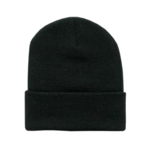 black beanie pretty ugly