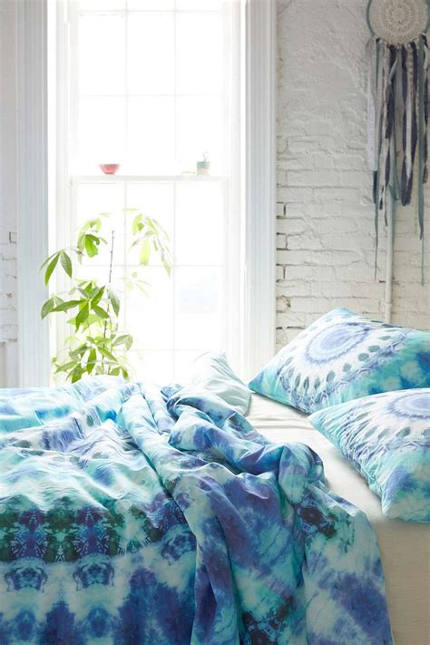 room bedding magical thinking dhara medallion duvet cover boho beaches and dyes