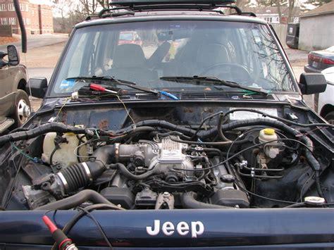 Jeep Xj Engine Jeep With A 1uz Fe Engine Depot