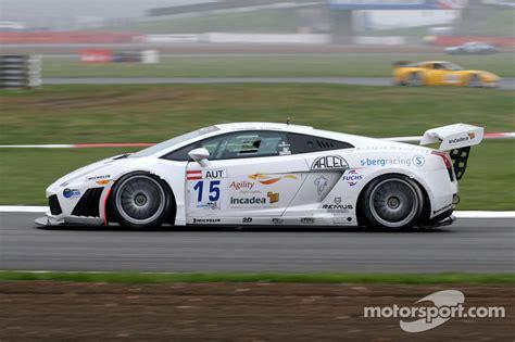 Lamborghini Racing Team 15 S Berg Racing Team Lamborghini Gallardo Vadim