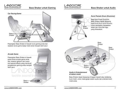 Landocore Bass Shaker I bass shaker car auto hobby