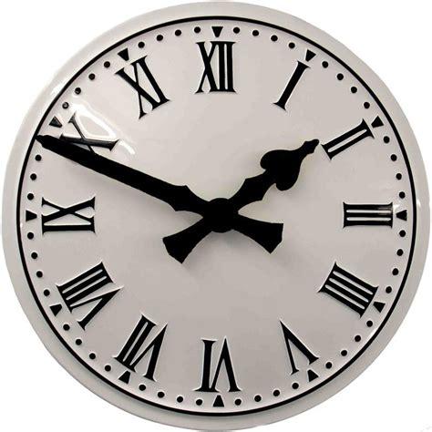 clock made of clocks large outdoor clocks traditional exterior clocks