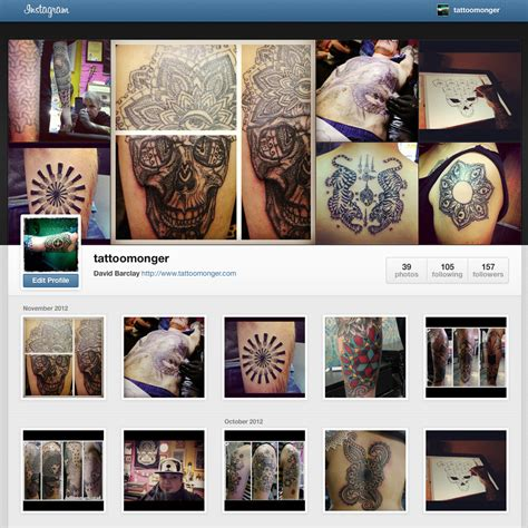 london tattoo david barclay tattoomonger follow the tattoomonger david barclay on