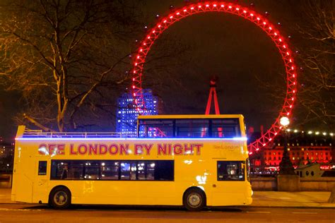 2 day itinerary for london one step 4ward see london by night bus tour for two lastminute com