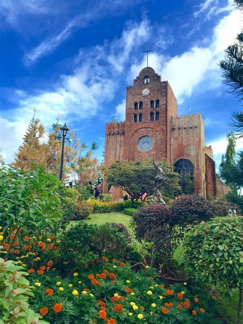 Caleruega Church Tagaytay, Philippines :)   Travel and