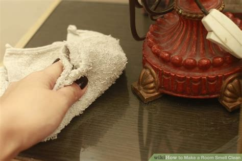 how to make a room smell how to make a room smell clean 11 steps with pictures wikihow