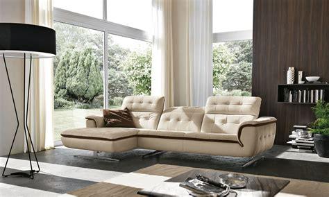 max divani sofa bed sofa corner contemporary leather fiume max