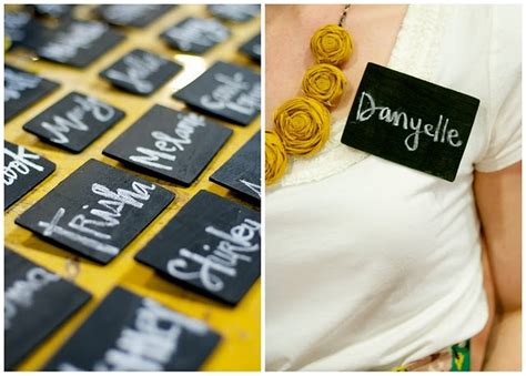 chalkboard paint national bookstore 32 best images about name tag diy on name