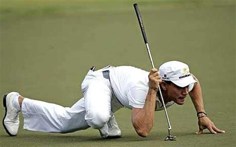 camilo villegas golf swing reading the green lots of factors to consider