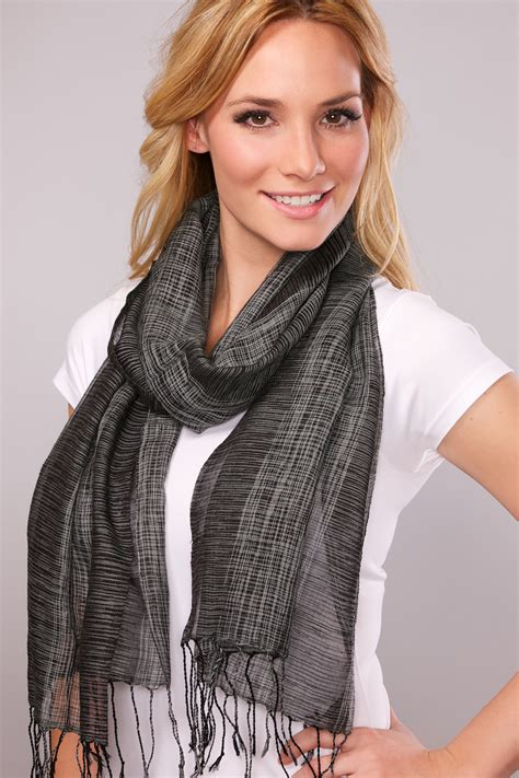 ikat wool scarf sevya fair trade wholesale