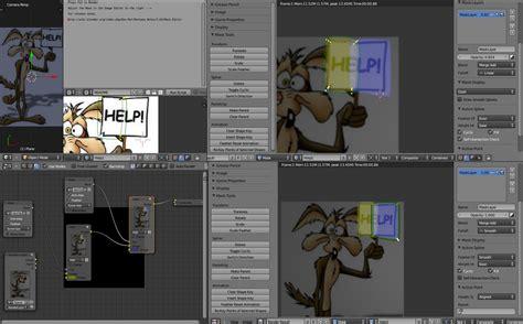 Tutorial Blender 3d Seri 10 blender 2 64 tutorial intro to masking rotoscoping learning blender 3d