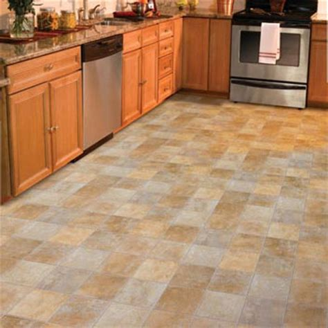 Vinyl Kitchen Flooring Ideas by Kitchens Flooring Idea 174 Riviera By Mannington
