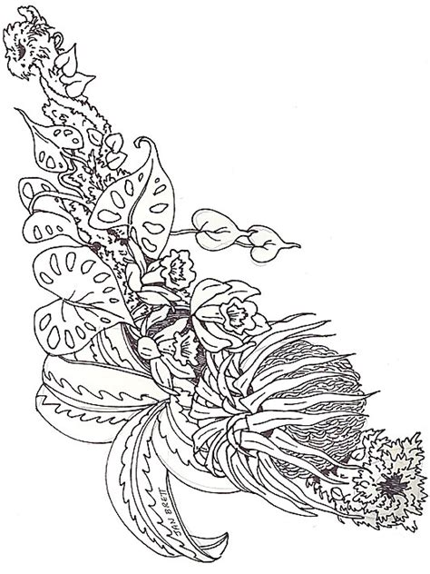 the hat coloring page jan brett search results for jan brett the hat animal pictures