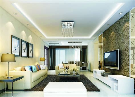 Interior Lighting Design For Living Room by Living Dining Room Interior Design Picture Classic