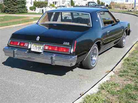 1979 buick regal turbo purchase used 1979 buick regal turbo sport coupe 49k