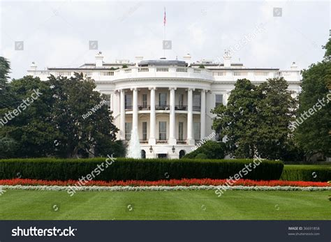 the white house of music back side white house washington dc stock photo 36691858 shutterstock