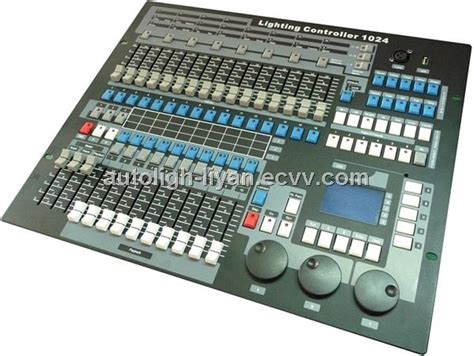 Dmx Lighting Controller Console Equipment Pearl 1024 For Light Sound Controller