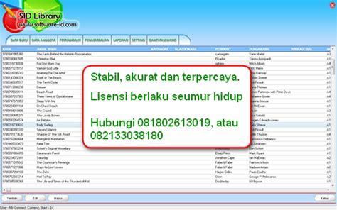 Software Untuk Perpustakaan software perpustakaan untuk universitas sekolah umum