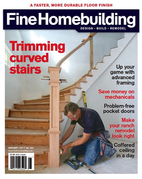 homebuilding magazine homebuilding expert home construction tips tool