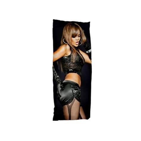 Rihanna Pillow by Rihanna Dakimakura Pillow On Stuff