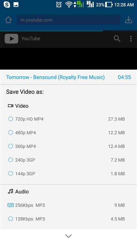 fast downloader for android hd fast with keepvid downloader android dottech