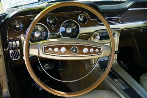 1968 Mustang Deluxe Interior by 1968 Mustang History Specs Pictures And More
