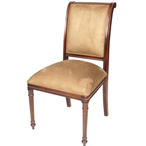 scroll back dining chair akd furniture