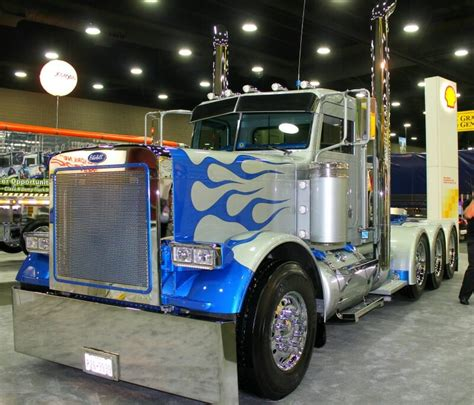 Souped Up Semi Trucks by Big Rig Show Trucks Photo Collections You Must See