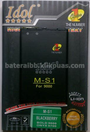 Baterai Power Blackberry 8900 Baterai Power Nero harga baterai blackberry 9000 baterai blackberry power batre power power bank