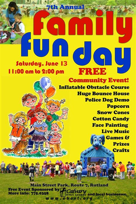 family day flyer template family day flyer template free wallpaper