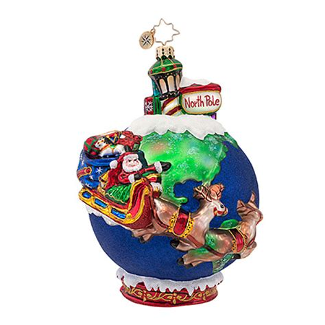 christopher radko christmas ornaments texas style