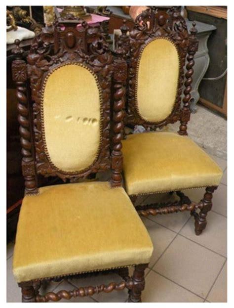 Exceptionnel Chaises De Style Ancien #1: 4_fauteuils-sieges-banquette.JPG