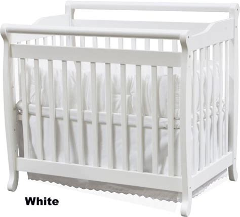 Mini Crib With Attached Changing Table Crib With Changing Table Attached Davinci Emily Mini Crib White From Unknown