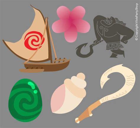 moana boat clip art moana clipart disney moana princess moana clipart instant