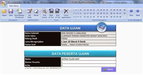 Aplikasi Ujian Berbasis Komputer aplikasi penilaian kurikulum 2013 pengolah rapor k13 aplikasi ujian offline aplikasi