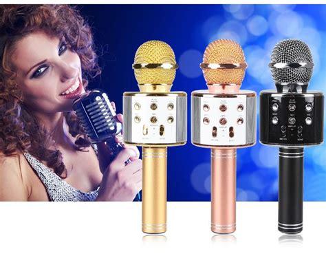 Mic Ws 858 Mic Ktv Mic Bluetooth Mic Wireless Microphone Speaker ws 858 ws858 karaoke ktv mic portabl end 1 16 2019 5 15 pm