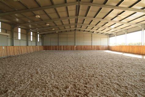 beautiful indoor horse arenas central steel build