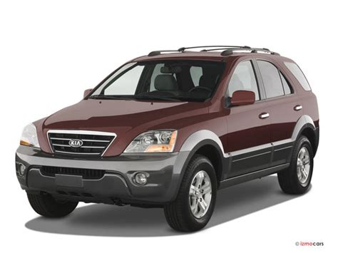 Kia Sorento 2008 Reviews 2008 Kia Sorento Prices Reviews And Pictures U S News