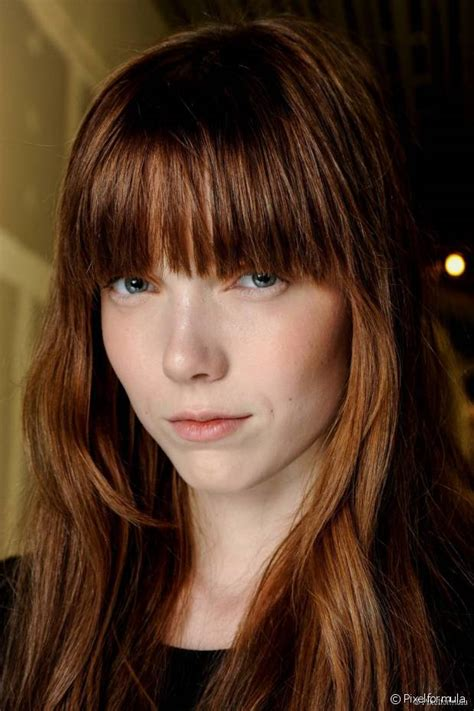 Hair Bangs Style 2016 by 3 Styles Of Bangs That Will Be In 2016