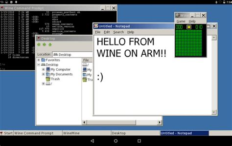 run windows programs on android running windows apps on android is slowly getting there slashgear