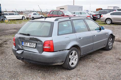 Audi A4 Avant 2000 by Audi A4 Avant 2000 Weby Ee Oksjon