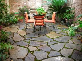Rock Patio Designs 10 Flagstone Patio Designs For Your Outdoor Space