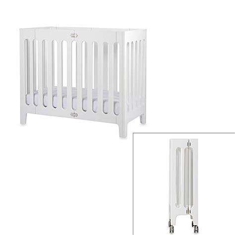 Bloom Mini Crib Bloom 174 Baby Alma Folding Cot Mini Crib In Coconut White